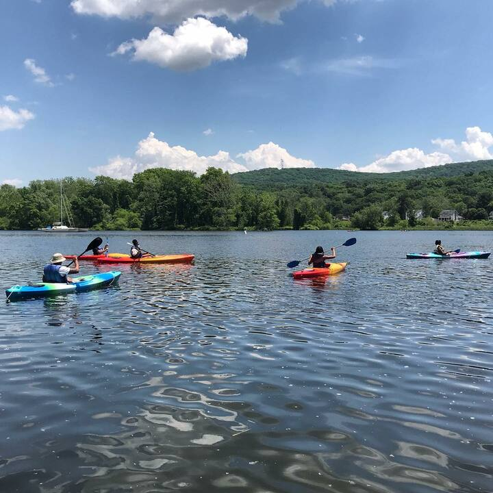 A Day Away Kayak Rentals in Kingston, NY
