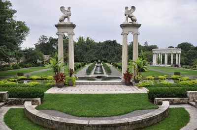 FREE! Untermyer Park and Gardens in Yonkers, NY