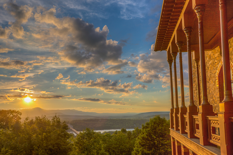 FREE! Olana State Historic Site Grounds in Hudson, NY