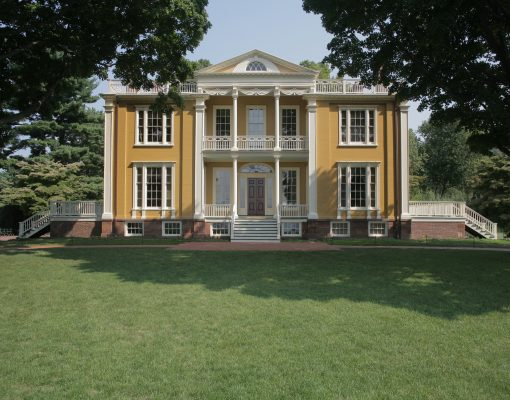 Hike the Grounds + The Frances Stevens Reese Woodland Trail of Discovery! at Boscobel House & Gardens in Garrison, NY