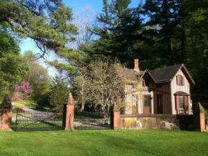 FREE! Explore the Grounds at Springside in Poughkeepsie, NY