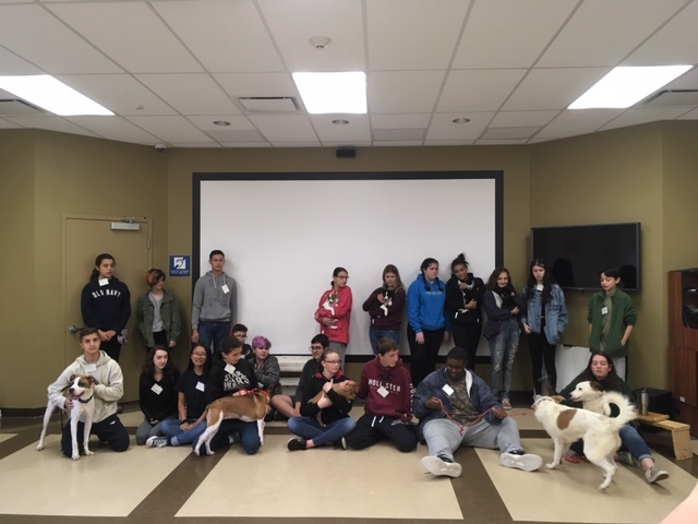 VIRTUAL - FREE! TLC (Teen Leadership Council) with Patterson Library