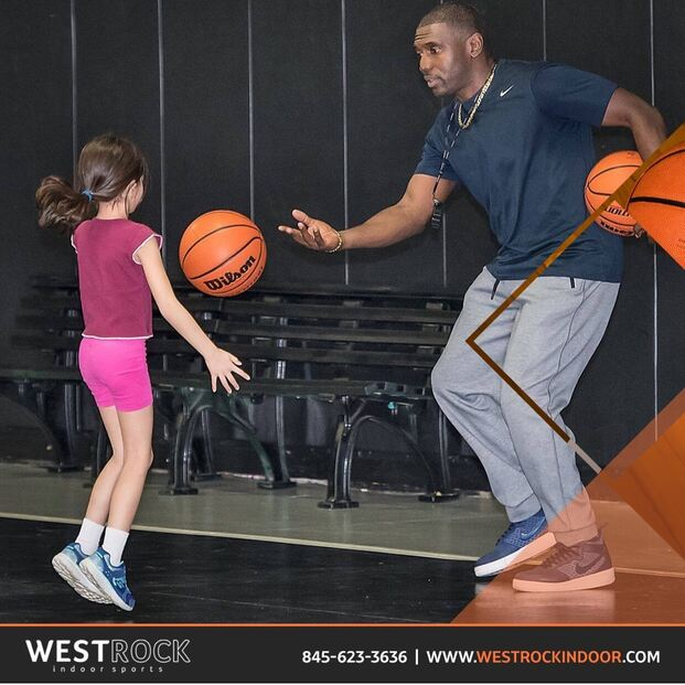 Basketball Academy at West Rock Indoor Sports in Nanuet, NY