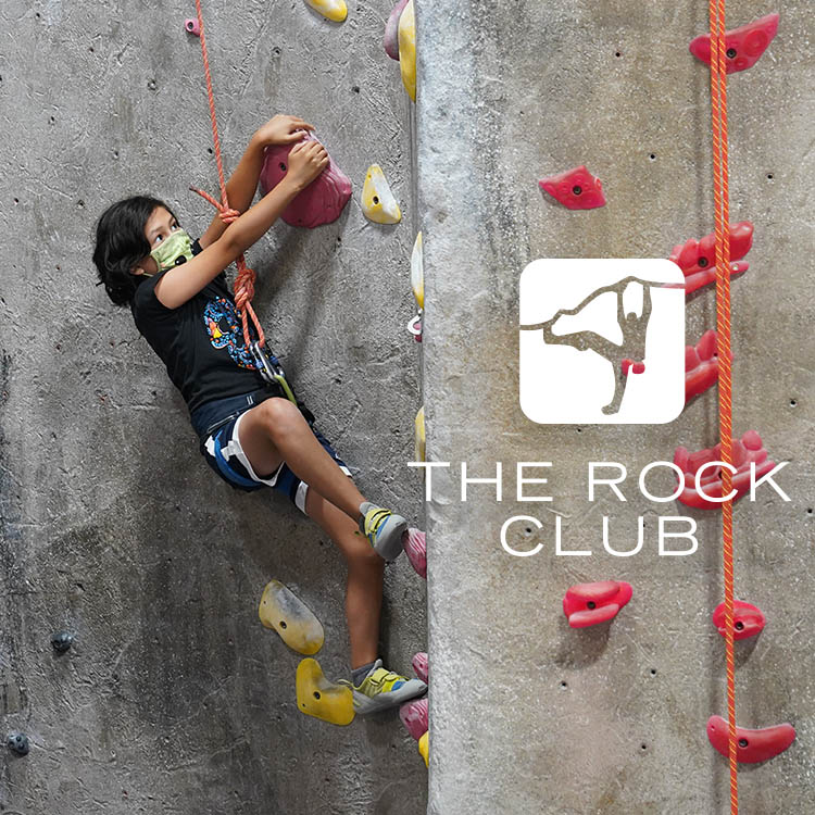 Kids' Fall Rock Climbing Programs! with The Rock Club in New Rochelle, NY