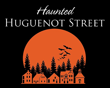 Self-Guided, Haunted Walking Tour of Historic Huguenot Street in New Paltz, NY