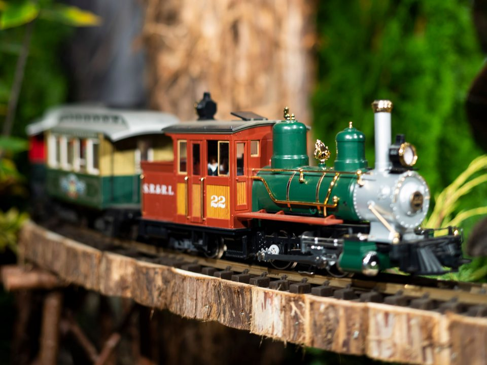 Holiday Train Show® at New York Botancial Garden (NYBG) in The Bronx