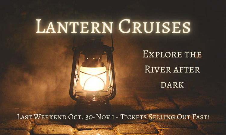 Hudson River Lantern Cruises presented by Hudson River Maritime Museum in Kingston, NY