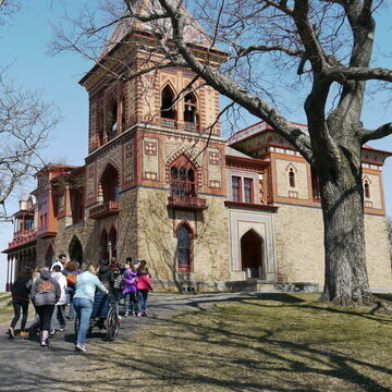 Family Explorer Tour: Winter Solstice Edition! at Olana State Historic Site in Hudson, NY