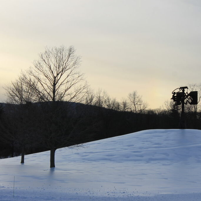 Winter Weekends at Storm King Art Center in Orange County, NY