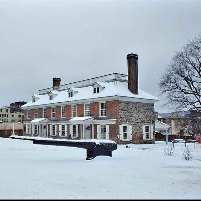 The Story of George Washington and Mary Philipse at Philipse Manor Hall State Historic Site in Yonkers, NY