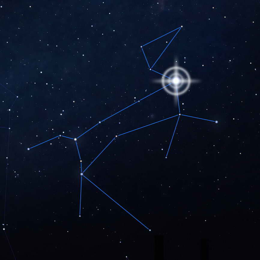 *VIRTUAL* The Sky Tonight: Live-Streamed Planetarium Show with the Hudson River Museum