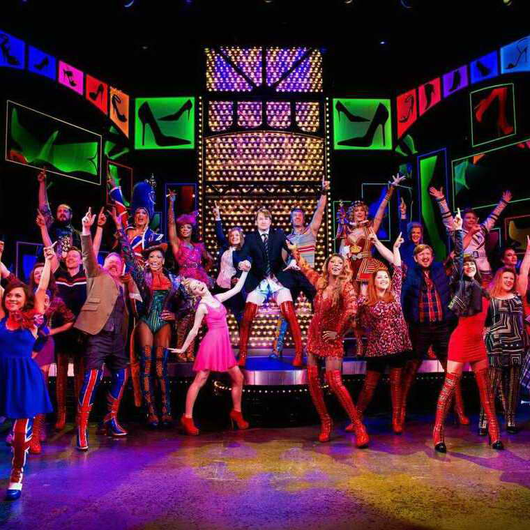 "*VIRTUAL CINEMA* -""Kinky Boots the Musical""! presented by Bardavon"