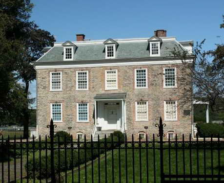 Visit The Grounds at Van Cortlandt House Museum in The Bronx
