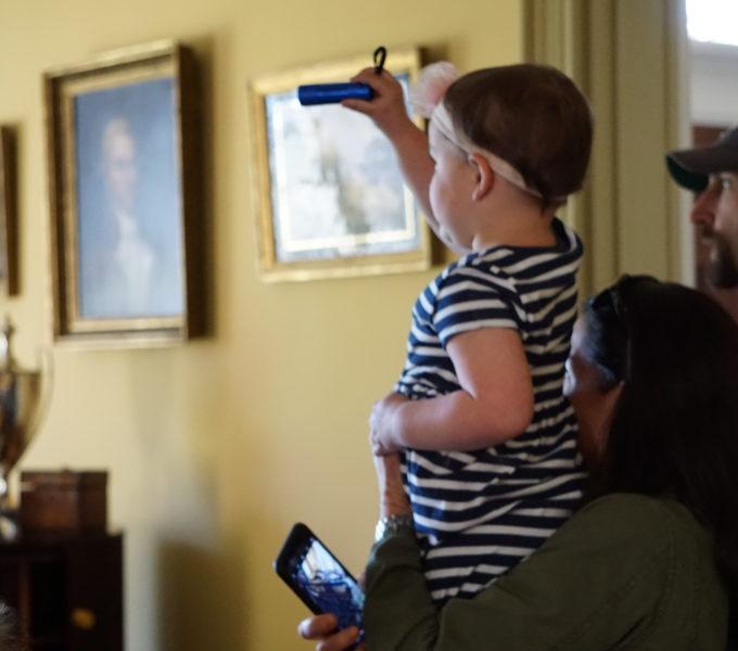 *VIRTUAL* Bring the Kids! Celebrate Boscobel's 60th! at Boscobel House & Gardens in Garrison, NY