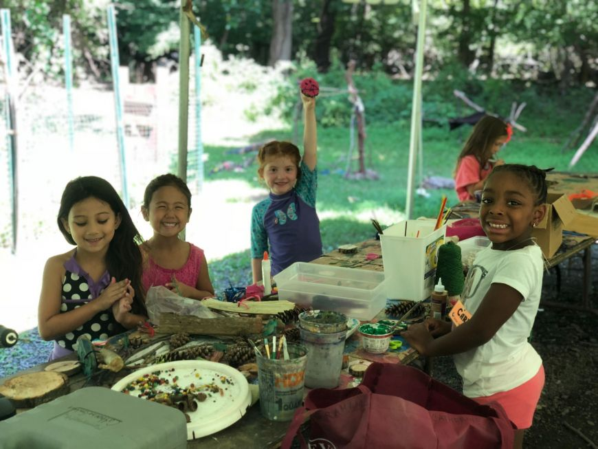 NEW! EXPLORING ART: OUTDOORS at Rockland Center for the Arts in West Nyack, NYw