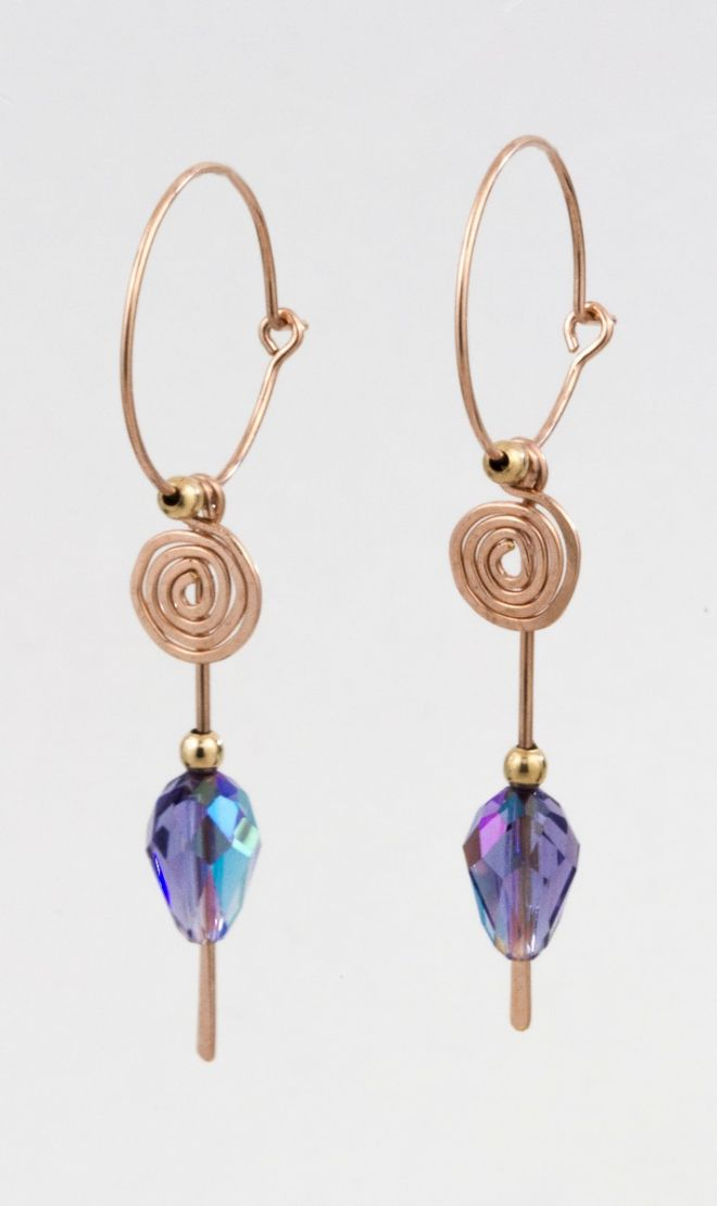 New! Intro to Jewelry-making Workshop with Rockland Center for the Arts in West Nyack, NY