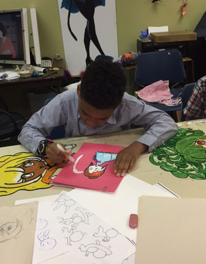 Art Class: Cartooning! with Rockland Center for the Arts in West Nyack, NY