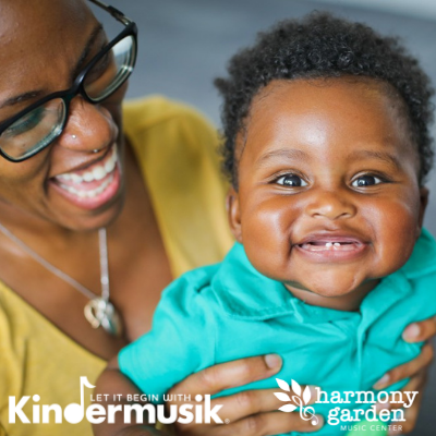 Kindermusik for Ages 0-18 months at The Harmony Garden Music Center in Hopewell Junction, NY