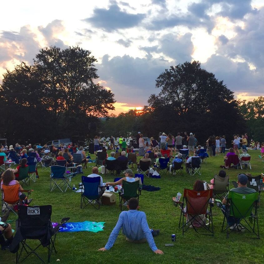 FREE! Town of Hyde Park's Music in the Parks! at Hackett Hill Park in Hyde Park