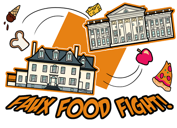 FREE! * VIRTUAL * Faux Food Fight! hosted by both Staatsburgh & Clermont State Historic Sites