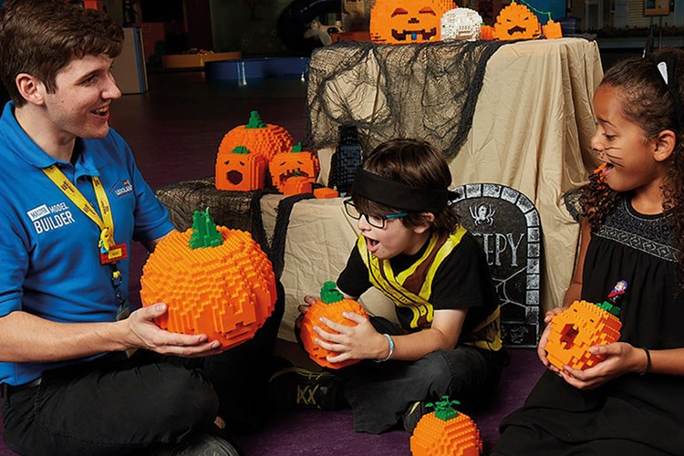 Brick or Treat! at Legoland Discovery Center Westchester