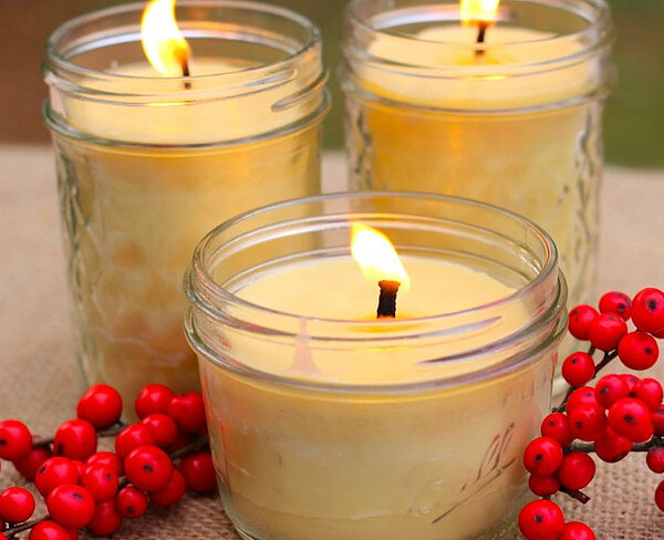 Herb Infused Candle Workshop at Clermont State Historic Site in Germantown, NY