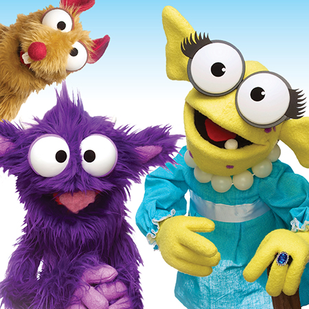 Monster Intelligence Puppets! at The Center for Performing Arts at Rhinebeck