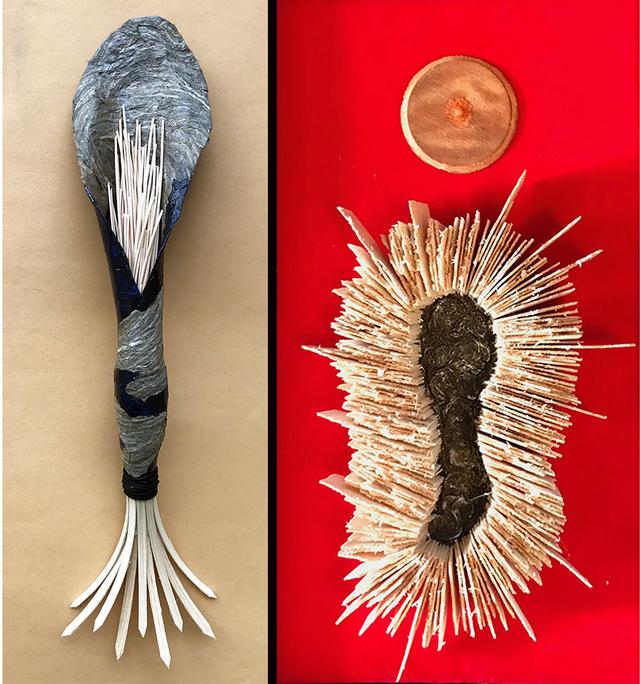 Mixed Media Sculpture for Teens at Woodstock School of Art