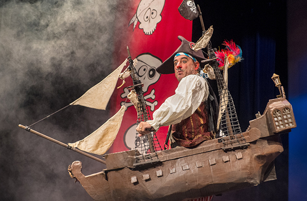 Pirate School with David Engel! at The Center for Performing Arts at Rhinebeck