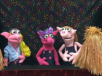Three Little Pigs! at The Center for Performing Arts at Rhinebeck