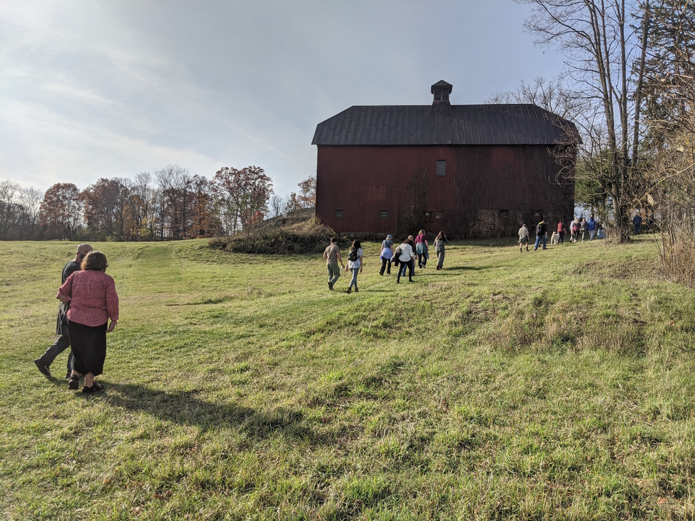 FREE! First Weekend Wanderings at Olana State Historic Site in Hudson, NY