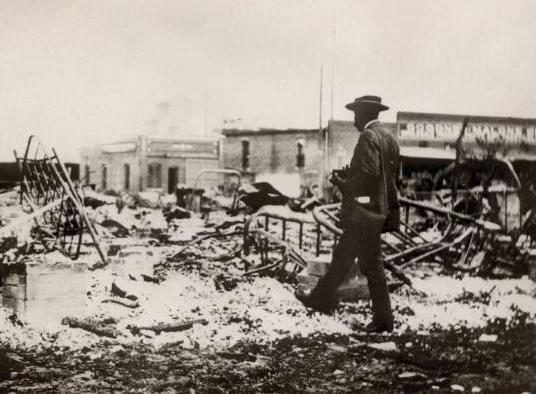 FREE! History Matters – Black Wall Street: Tulsa 1921 at Safe Harbors in Newburgh